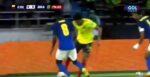 VIDEO: Perante dois adversários Luis Diaz fez isto
