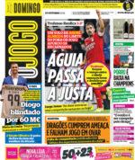 Capas Jornais Desportivos 17-10-2021