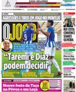 Capas Jornais Desportivos 18-10-2021